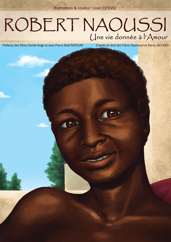 Couverture BD Robert Naoussi 2016