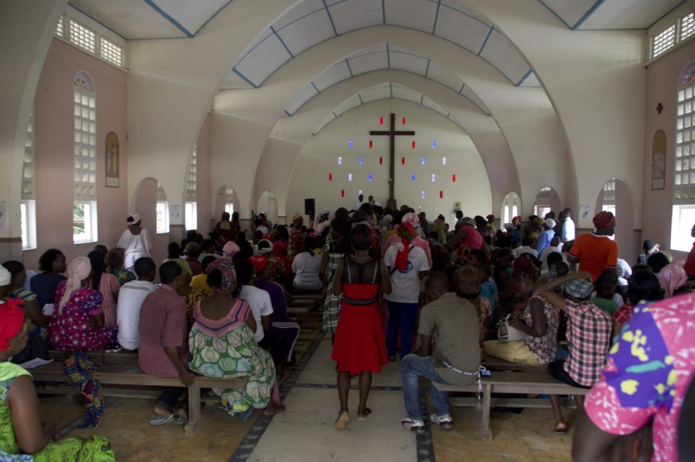 Messe du pèlerinage