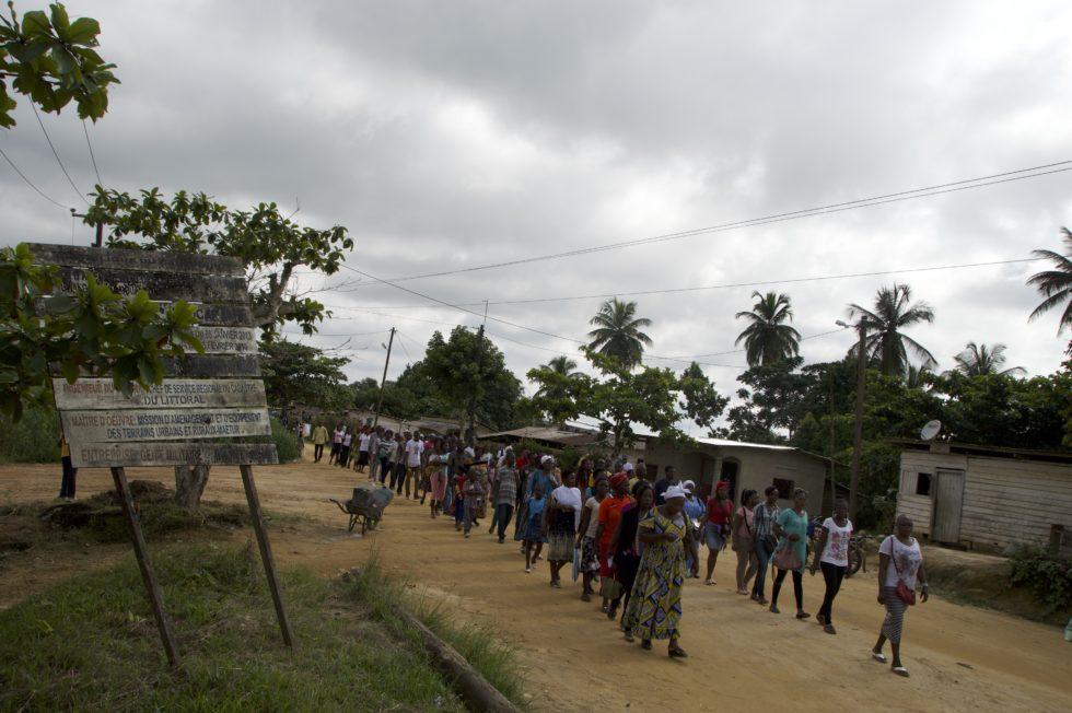 Pèlerinage à la Dibamba