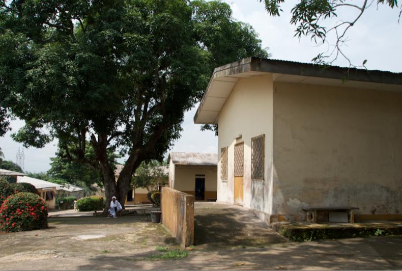 village de la Dibamba