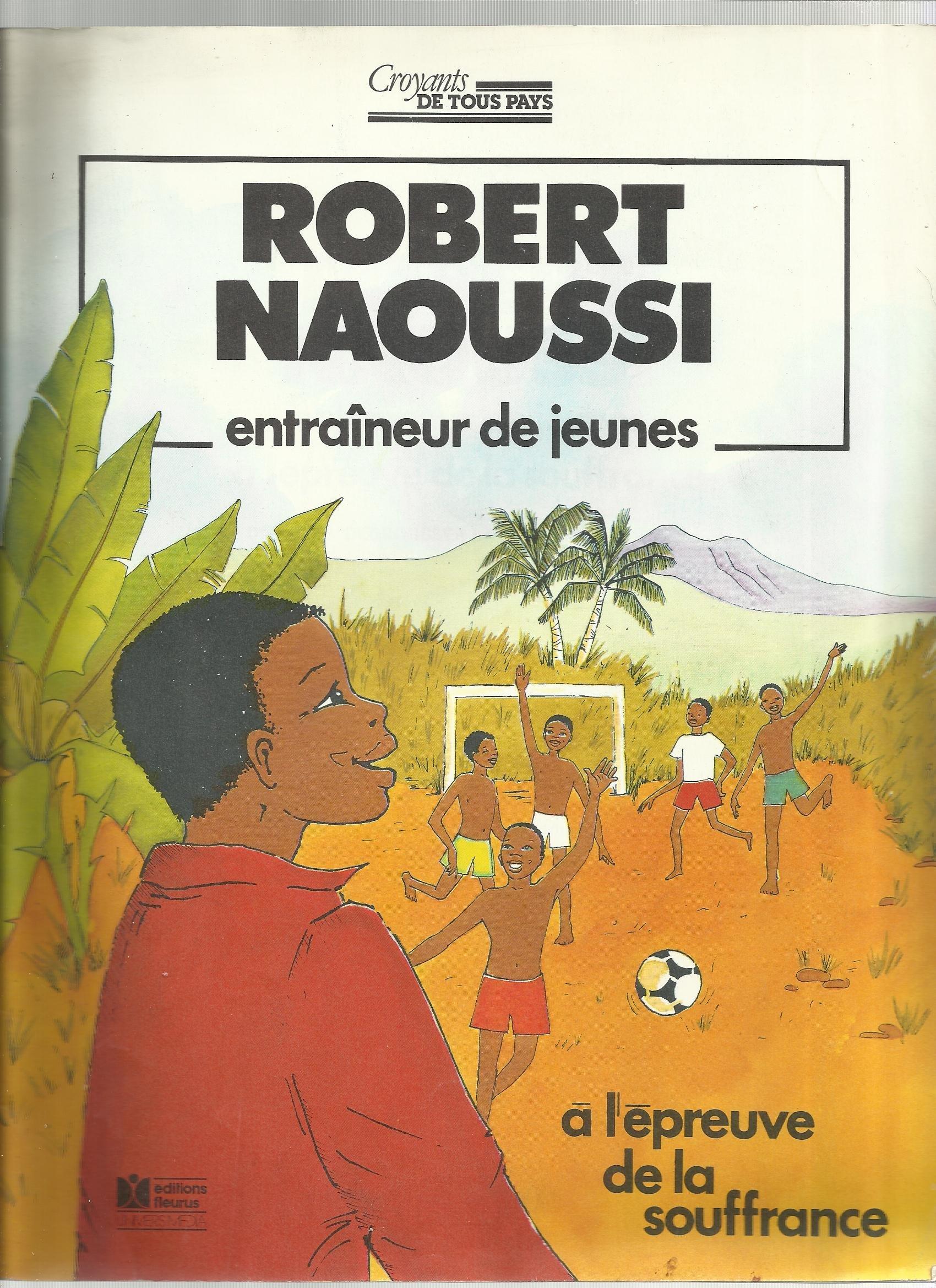 Robert Naoussi - entraîneur ds jeunes