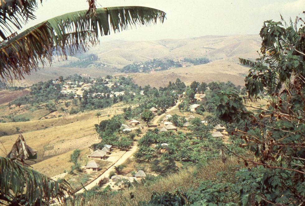 La Dibamba en 1969