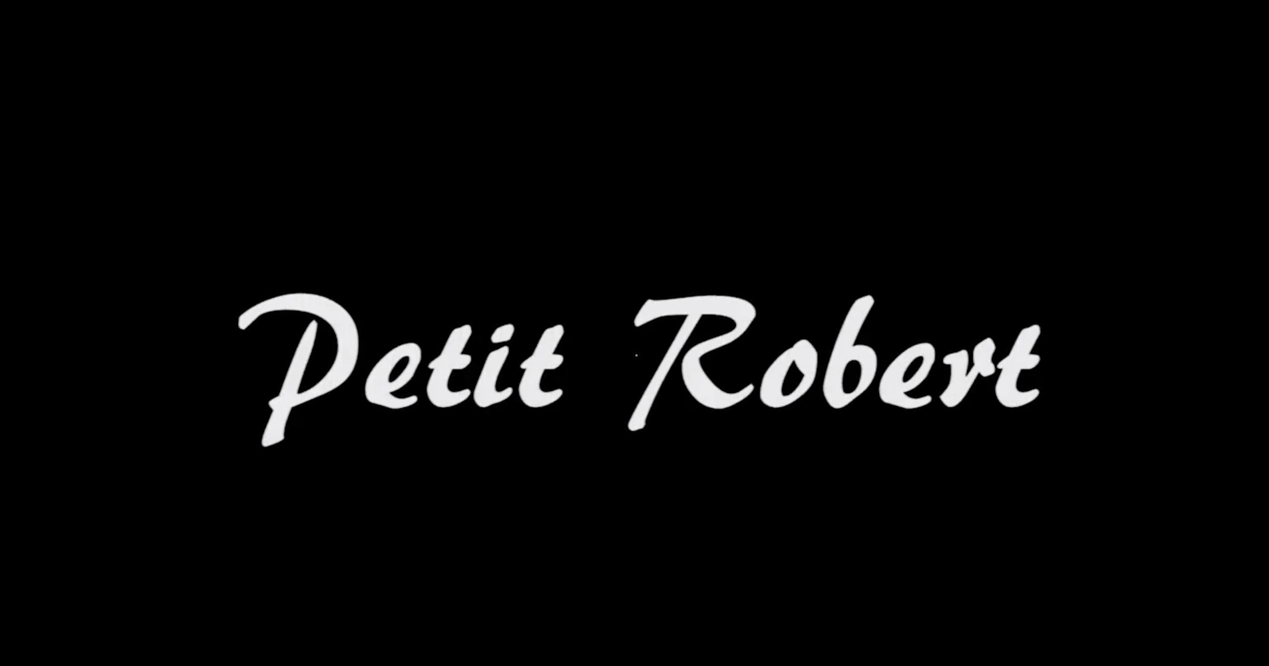Petit Robert - Documentaire